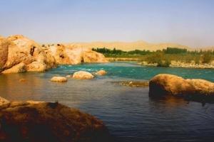 和田自然风景