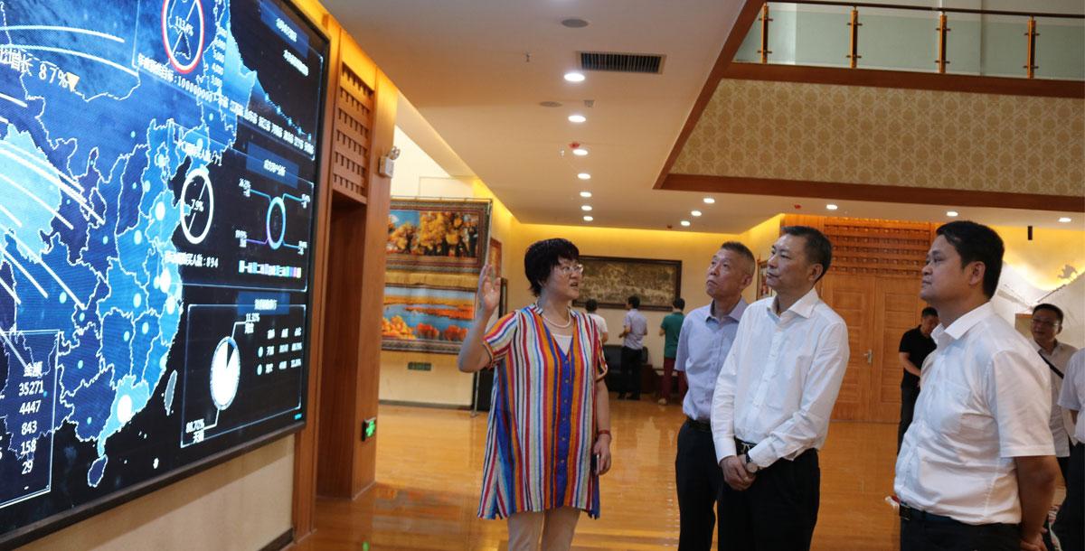 重走援疆路  重温援疆情—杭州市副市长缪承潮赴和田市考察